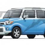 ダイハツの新型SUV軽自動車