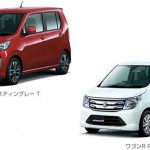 SUZUKI Wagon R マイナーチェンジ