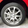 スタッドレスタイヤ for N-BOX Custtom Turbo