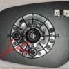 デイズ(B21W)のドアミラー固定箇所