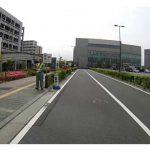 テラスモール湘南の駐車場