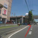 トレッサ横浜 北3入り口付近