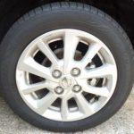 DAYZROOX 装着タイヤ(14インチアルミホイール)