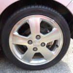 MAX RSのフロントタイヤ
