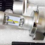 SupareeのH4型LEDバルブ