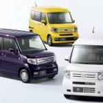 ホンダの新型軽自動車バン N-VAN