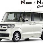 新型 N-BOX JF3/JF4