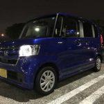 新型N-BOX G/EX Honda SENSING