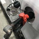 N-WGNカスタム 給油